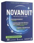 Acheter Novanuit Triple Action Comprimés B/30 à Muret