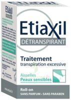 Etiaxil Aisselles Détranspirant Peau Sensibles Roll-on/15ml à Muret