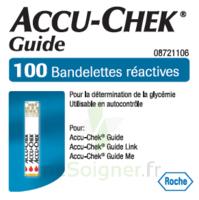 Accu-chek Guide Bandelettes 2 X 50 Bandelettes à Muret