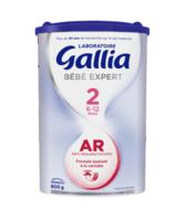 Gallia Bebe Expert Ar 2 Lait En Poudre B/800g à Muret