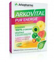 Arkovital Pur'energie Multivitamines Comprimés Dès 6 Ans B/30 à Muret