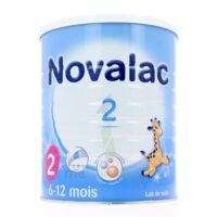 Novalac 2 Lait En Poudre 2ème âge B/800g* à Muret