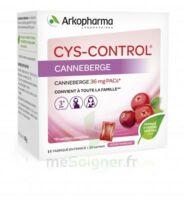 Cys-control 36mg Poudre Orale 20 Sachets/4g à Muret