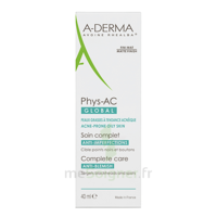 Aderma Phys'ac Global Soin Imperfection Sévères 40ml à Muret