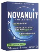 Novanuit Triple Action Comprimés B/30 à Muret