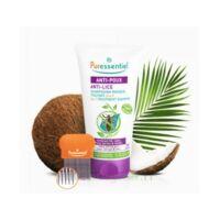 Puressentiel Anti-poux Shampooing Masque Traitant 2 En 1 Anti-poux Avec Peigne - 150 Ml à Muret