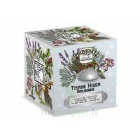 Tisane Be Cube Hiver Bio à Muret