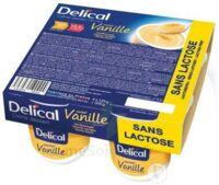 Delical Creme Dessert Hp Hc Sans Lactose, Pot 200 G X 4 à Muret