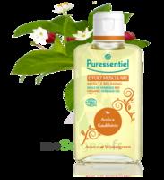 Puressentiel Articulations & Muscles Huile De Massage Bio** Effort Musculaire - Arnica - Gaulthérie - 100 Ml à Muret