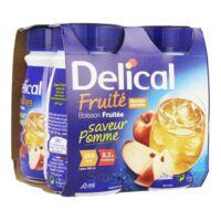 Delical Boisson Fruitee Nutriment Pomme 4bouteilles/200ml à Muret