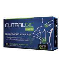 Nutralgic Muscle Comprimés Décontractant Musculaire B/14 à Muret
