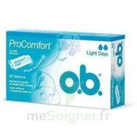 Ob Pro Comfort, Light Flow , Bt 16 à Muret