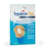 Tegaderm + Pad, 5 Cm X 7 Cm , Bt 10 à Muret