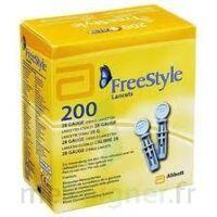 Freestyle Papillon Lancettes B/200 à Muret