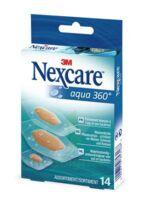 Nexcare Aqua 360° Pansements 3 Tailles B/14 à Muret