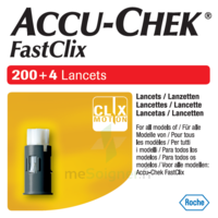 Accu-chek Fastclix Lancettes B/204 à Muret