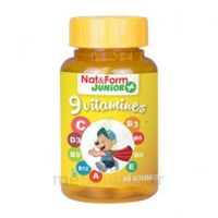Nat&form Junior Ours Gomme Oursons 9 Vitamines B/60 à Muret