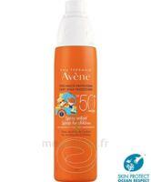 Avène Eau Thermale Solaire Spray Enfant 50+ 200ml à Muret