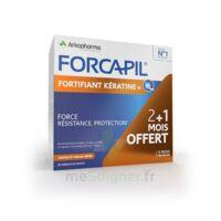 Forcapil Fortifiant + Kératine Gélules B/180 à Muret