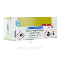 Cooper Camphre Tablettes 250g à Muret