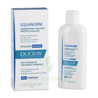 Ducray Squanorm Shampooing Pellicule Grasse 200ml à Muret